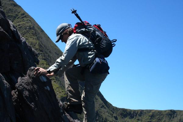Climbing the Bone