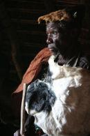 Batwa Pigmy Elder