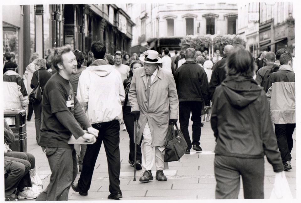 Union Street Bath 2002
