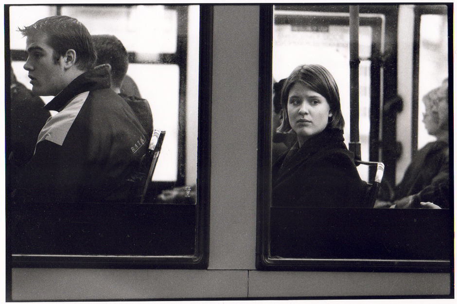 Night Bus 2 (Broad Street) 2000