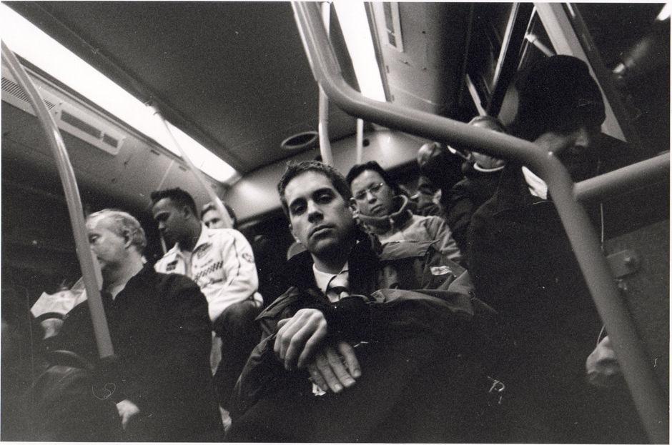 Night Bus 4 (The Saint) 2003