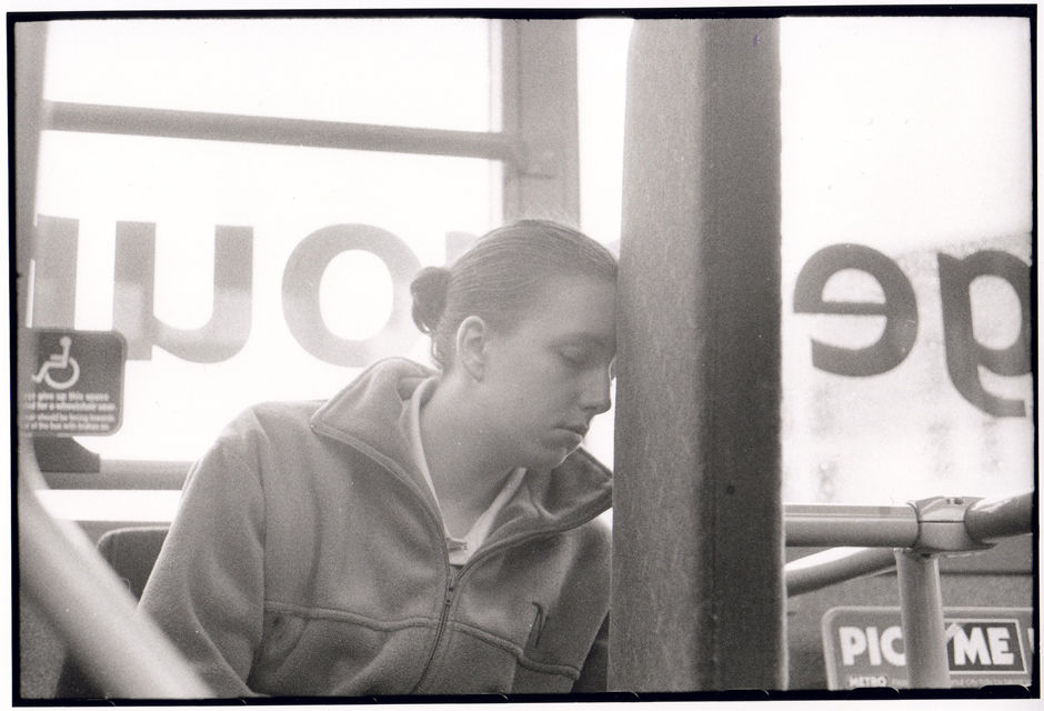 Bus Picture  (Sleep), 2006