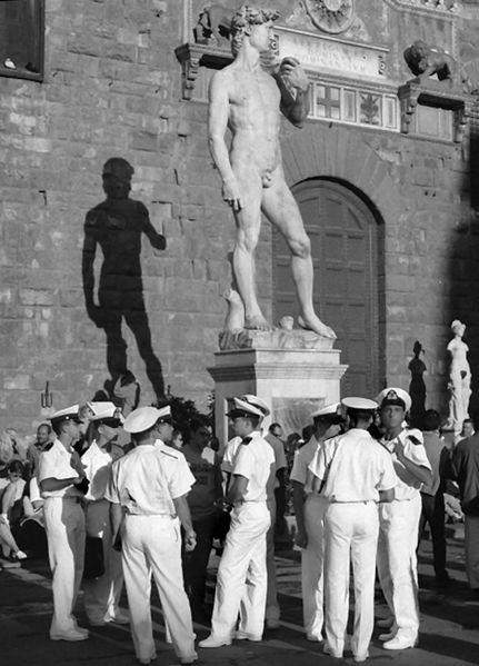 Piazza Della Signoria, Florence, 2001