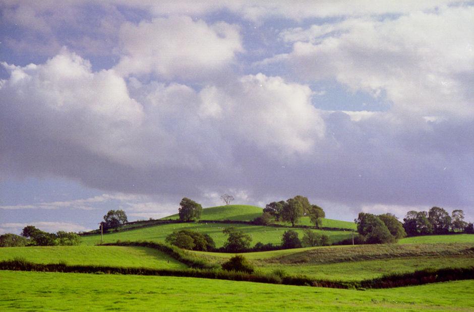 Farmborough Round Hill, 1997