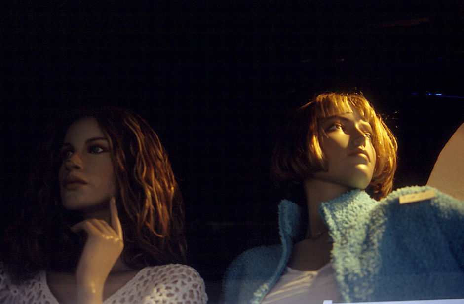 still life 2, Radstock, 2007
