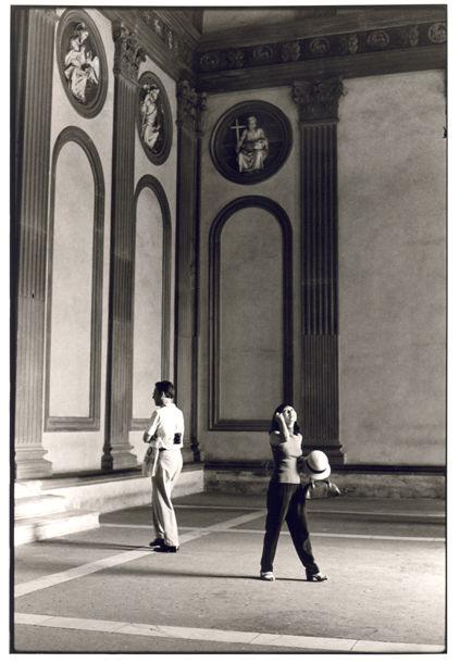Pazzi Chapel, Florence, 2001
