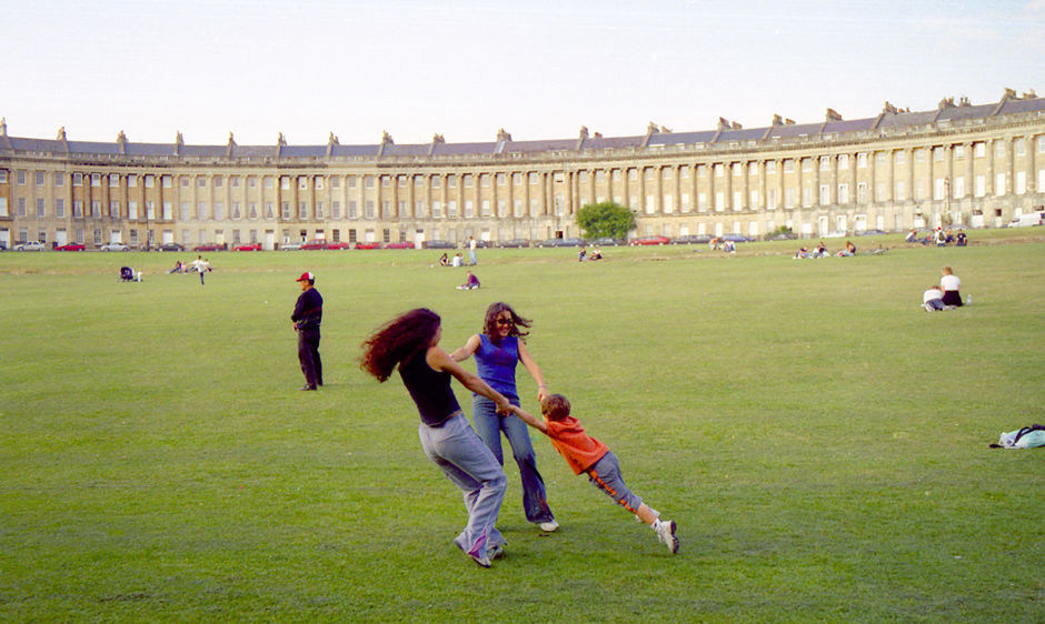 Royal Crescent, 2002