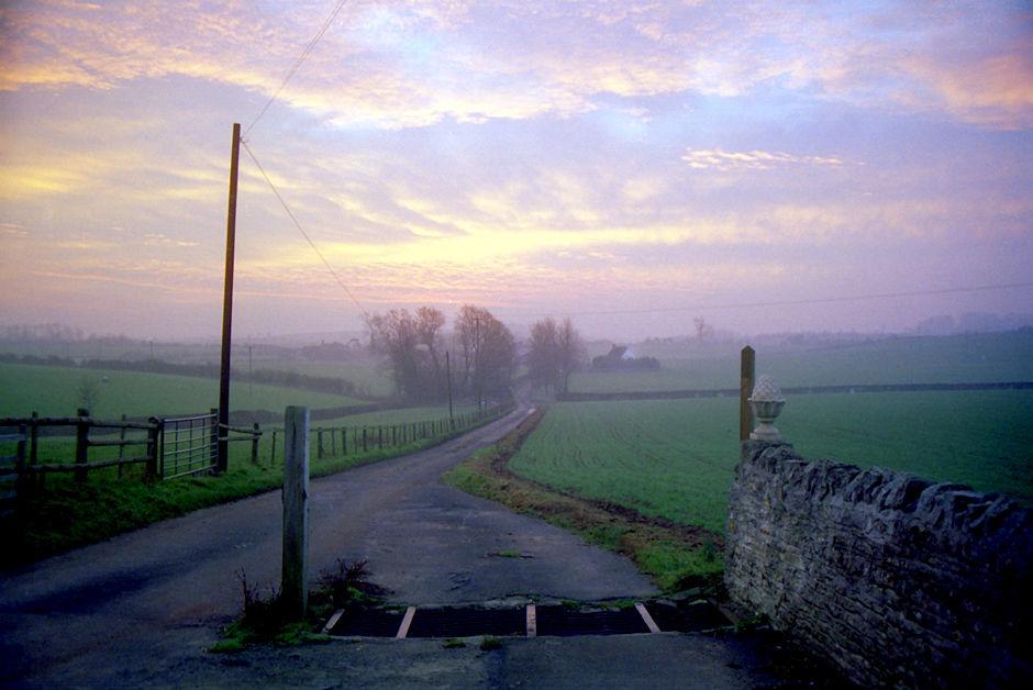 Wick Farm, Compton Dando, 1995