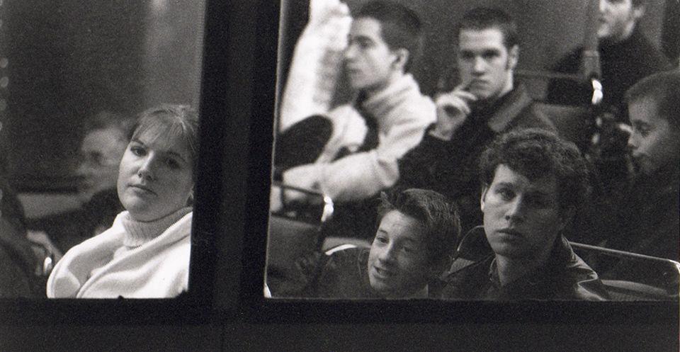 Night Bus Manvers Street, 2000