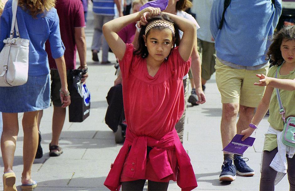 Red Shirt, Abbey Church Yard 2006