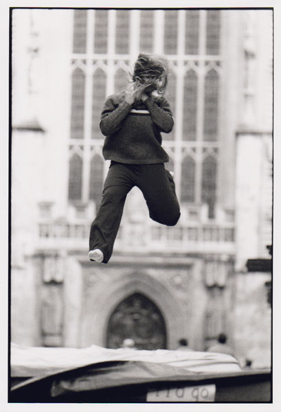 Trampoliner, Bath Abbey 1998