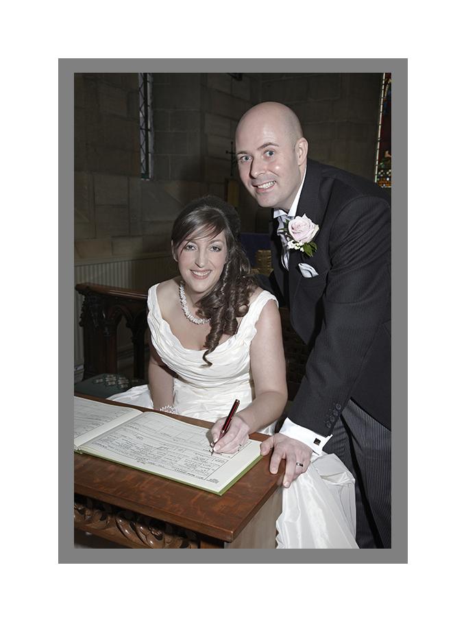Claire and Tony Barnett