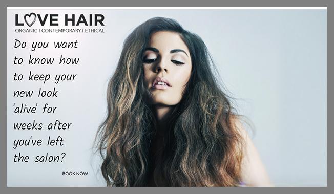 LOVE HAIR Promo