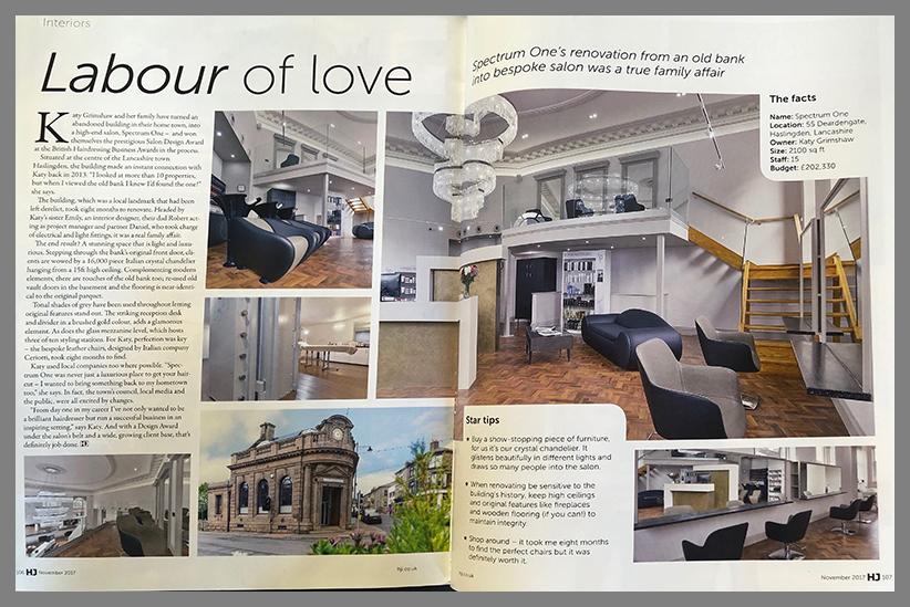 Hairdressers Journal Magazine