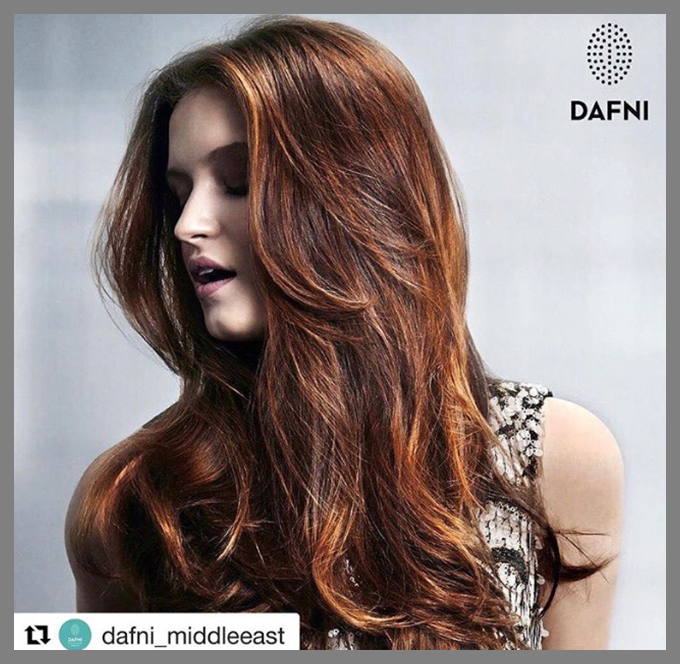 Dafni Brush Ad
