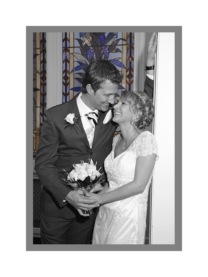 Matt and Rachel Bates