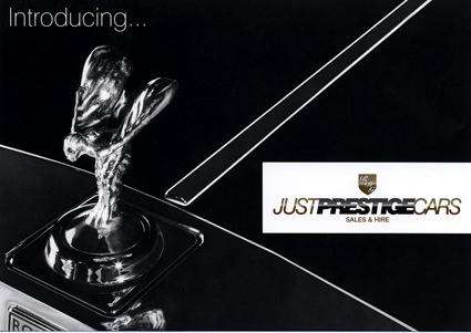 JUST PRESTIGE CARS - LONDON