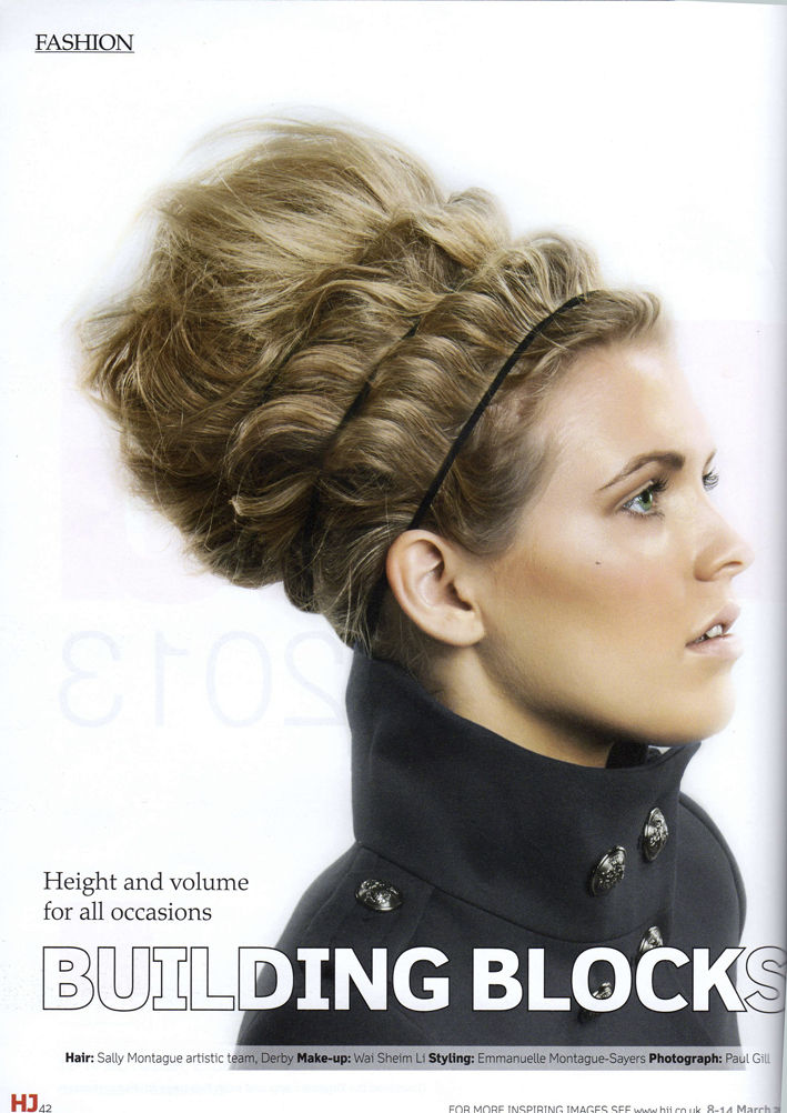 Hairdressers Journal 2013