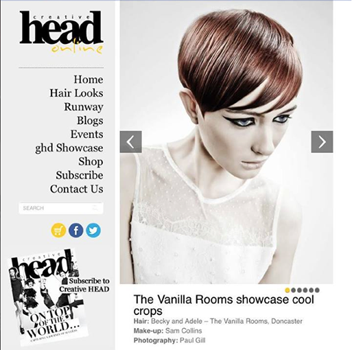 Creative Head magazine