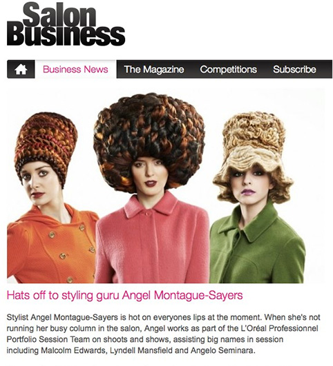 Salon Business Magazine