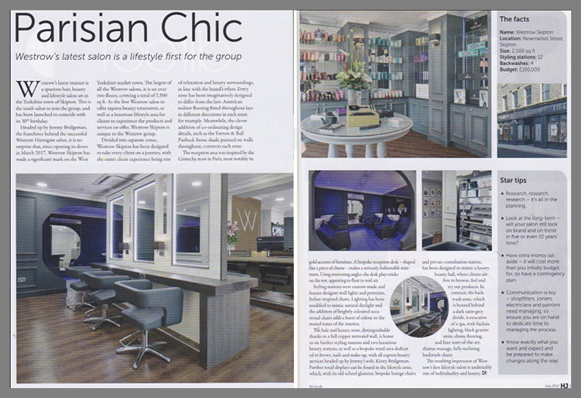 Hairdressers Journal DPS
