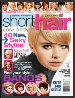 Short Hair Magazine 2012