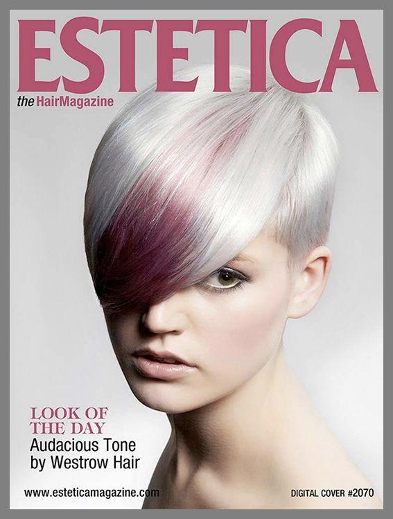 Estetica. magazine  cover