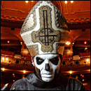 Papa Emeritus III at the London Palladium