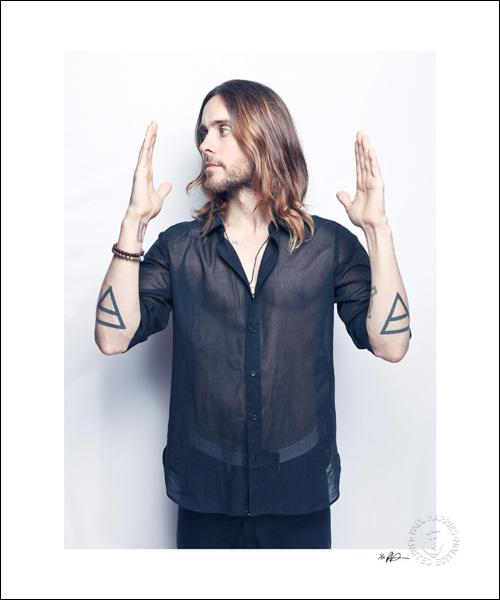Jared Leto Tattoos