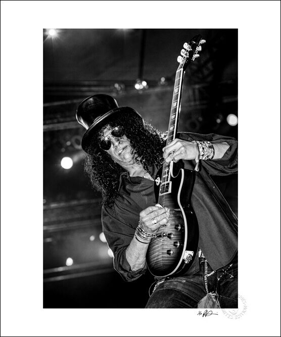 Slash- live 2008