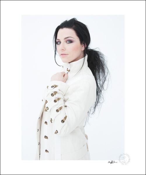 Amy White Coat 2006