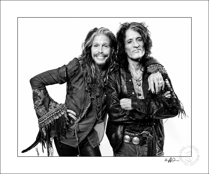 Aerosmith - Steven Tyler & Joe Perry