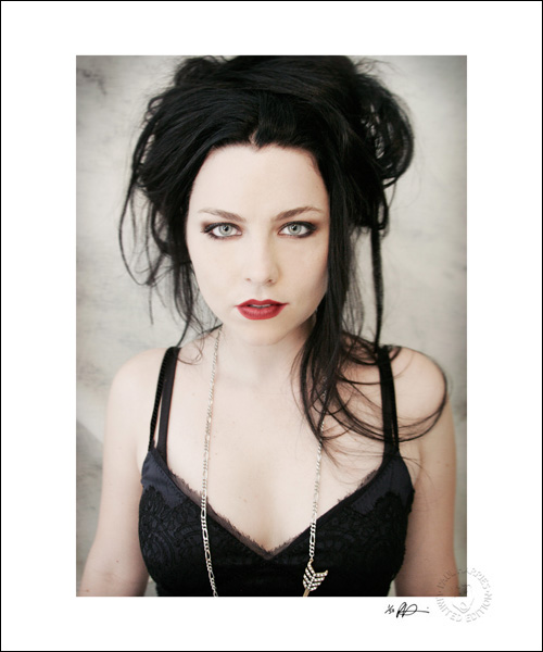 Amy Lee - Hair Up 2006