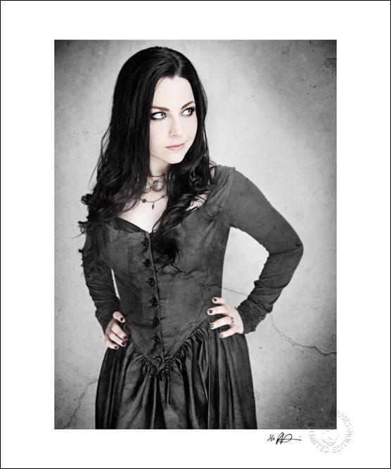 Amy Lee - Grey Dress 2011