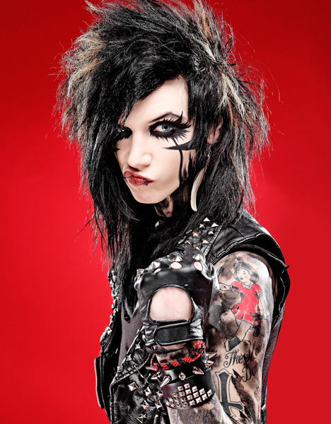 Andy Biersack - Black Veil Brides