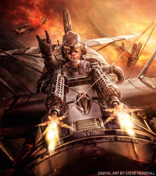 Bruce Dikinson - Iron Maiden