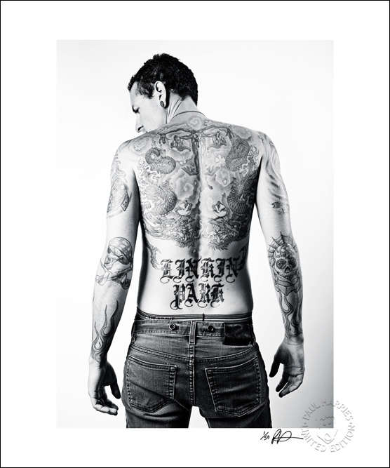 Linkin Park - Chester