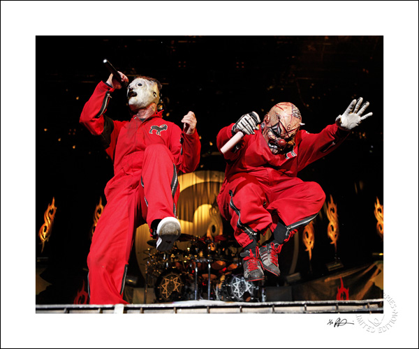 SALE. Corey & Clown Live
