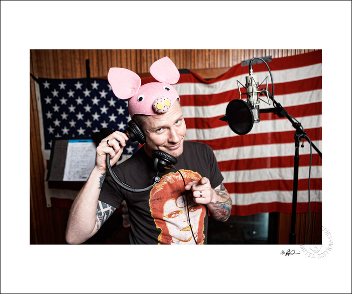 Corey Taylor - Slipknot/Stone Sour