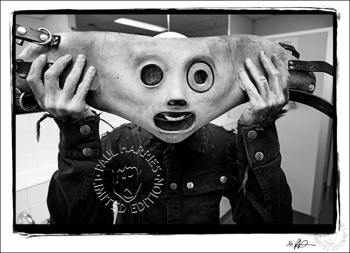 2015 Exhibition. Creepy Mask
