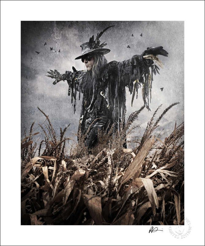 Scarecrow Unsigned Version