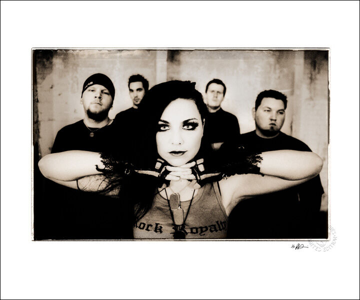 Evanescence 2003