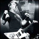 James Hetfield (live) - Metallica