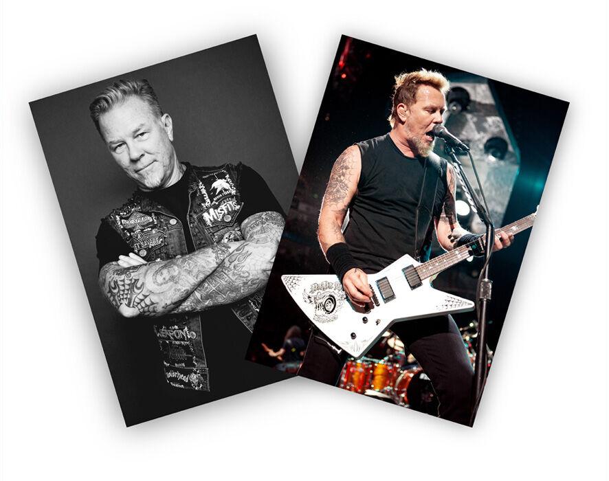 Metallica - Double Sided print