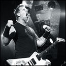 James Hetfield, Metallica.