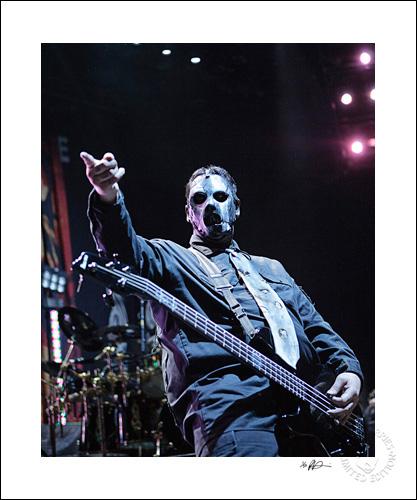 SALE. Paul onstage