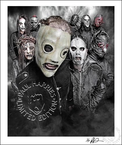 2015 Exhibition. Slipknot