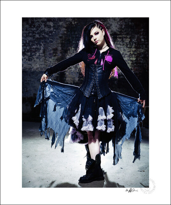 Amy Lee dress
