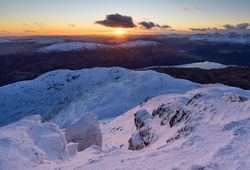 Ben Lomond Sunset