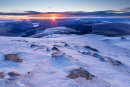 Ben Lomond Sunrise